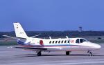 こうきさんが、新千歳空港で撮影した朝日新聞社 560 Citation Ultraの航空フォト(写真)