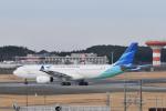 panchiさんが、成田国際空港で撮影したガルーダ・インドネシア航空 A330-341の航空フォト(飛行機 写真・画像)