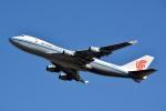 トロピカルさんが、成田国際空港で撮影した中国国際貨運航空 747-4FTF/SCDの航空フォト(写真)