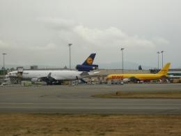 worldstarさんが、シアトル タコマ国際空港で撮影したDHL 757-222(PCF)の航空フォト(飛行機 写真・画像)