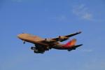 しかばねさんが、仁川国際空港で撮影したアシアナ航空 747-446(BDSF)の航空フォト(写真)