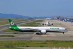 T.Sazenさんが、関西国際空港で撮影したエバー航空 787-10の航空フォト(写真)