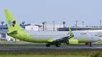 パンダさんが、成田国際空港で撮影したジンエアー 737-8SHの航空フォト(写真)