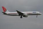 350JMさんが、横田基地で撮影したエア・トランスポート・インターナショナル 757-2Y0(C)の航空フォト(写真)