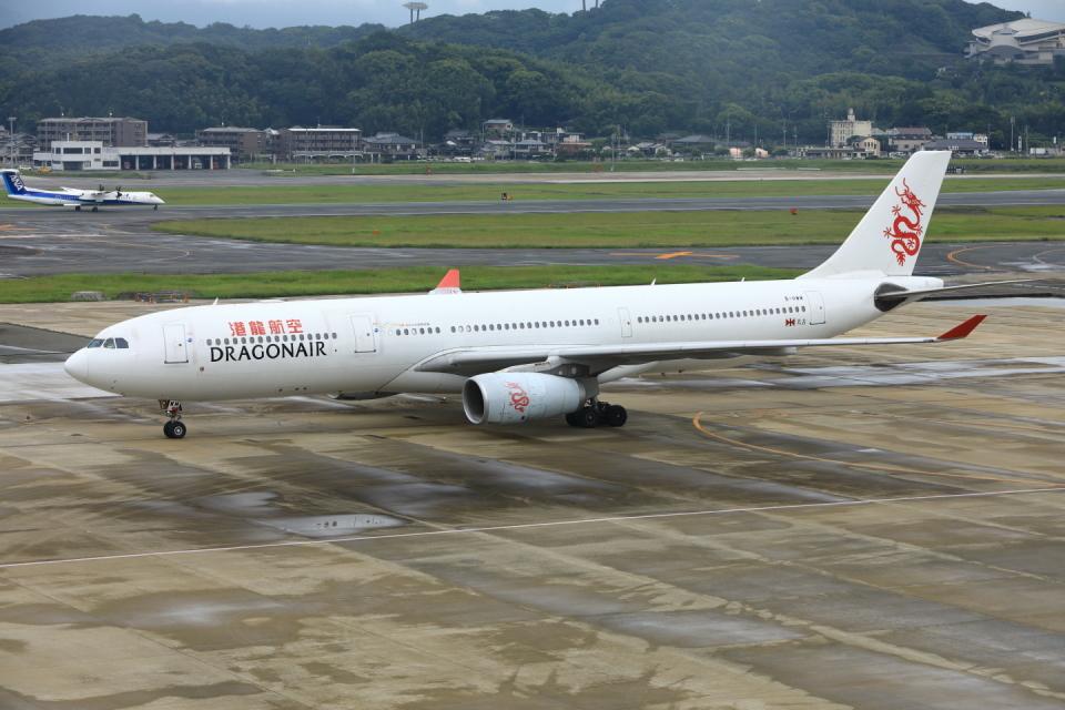 Love Airbus350さんの香港ドラゴン航空 Airbus A330-300 (B-HWM) 航空フォト