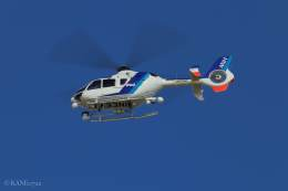 KANE0722さんが、那覇空港で撮影したオールニッポンヘリコプター EC135T2の航空フォト(飛行機 写真・画像)