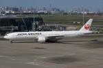 みっしーさんが、羽田空港で撮影した日本航空 777-346/ERの航空フォト(写真)