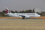 メンチカツさんが、成田国際空港で撮影したカタールアミリフライト A320-232の航空フォト(写真)