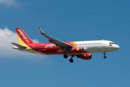 航空フォト:VN-A662 ベトジェットエア A320