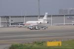 神宮寺ももさんが、関西国際空港で撮影したスペイン空軍 Falcon 900の航空フォト(写真)