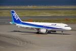 flying_horseさんが、羽田空港で撮影した全日空 A320-211の航空フォト(写真)