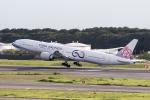 xingyeさんが、成田国際空港で撮影したチャイナエアライン 777-309/ERの航空フォト(写真)