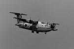 ヒロリンさんが、厚木飛行場で撮影した海上自衛隊 US-1Aの航空フォト(飛行機 写真・画像)