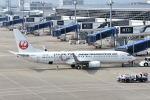 ワイエスさんが、中部国際空港で撮影した日本トランスオーシャン航空 737-8Q3の航空フォト(写真)