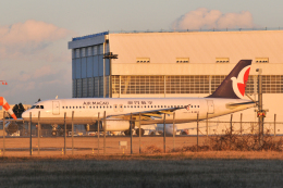 panchiさんが、成田国際空港で撮影したマカオ航空 A320-232の航空フォト(飛行機 写真・画像)