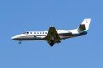 KAMIYA JASDFさんが、函館空港で撮影した朝日新聞社 560 Citation Encoreの航空フォト(写真)