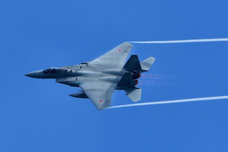 フォト太郎さんの航空自衛隊 Mitsubishi F-15J Eagle (32-8819) 航空フォト