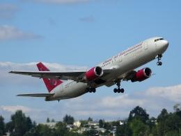 worldstarさんが、ボーイングフィールドで撮影したオムニエアインターナショナル 767-3Q8/ERの航空フォト(飛行機 写真・画像)
