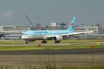 アングリー J バードさんが、福岡空港で撮影した大韓航空 787-9の航空フォト(写真)