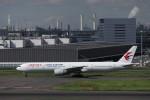 KAZFLYERさんが、羽田空港で撮影した中国東方航空 777-39P/ERの航空フォト(写真)
