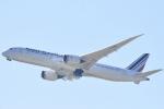 FLYING  HONU好きさんが、関西国際空港で撮影したエールフランス航空 787-9の航空フォト(写真)