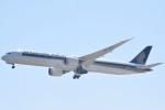 FLYING  HONU好きさんが、関西国際空港で撮影したシンガポール航空 787-10の航空フォト(写真)