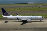 Wasawasa-isaoさんが、中部国際空港で撮影したユナイテッド航空 737-824の航空フォト(写真)