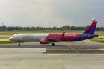 delawakaさんが、ワルシャワ・フレデリック・ショパン空港で撮影したウィズ・エア A321-231の航空フォト(写真)