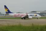 アングリー J バードさんが、福岡空港で撮影したスカイマーク 737-86Nの航空フォト(写真)