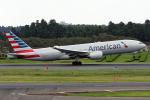 Cozy Gotoさんが、成田国際空港で撮影したアメリカン航空 777-223/ERの航空フォト(写真)