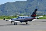 Gambardierさんが、岡南飛行場で撮影した不明 TBM-900 (700N)の航空フォト(写真)