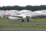 Cozy Gotoさんが、成田国際空港で撮影した日本航空 787-8 Dreamlinerの航空フォト(写真)