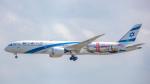 ケロリ/Keroriさんが、成田国際空港で撮影したエル・アル航空 787-9の航空フォト(飛行機 写真・画像)
