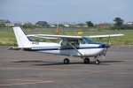 kumagorouさんが、仙台空港で撮影した日本個人所有 172P Skyhawkの航空フォト(飛行機 写真・画像)