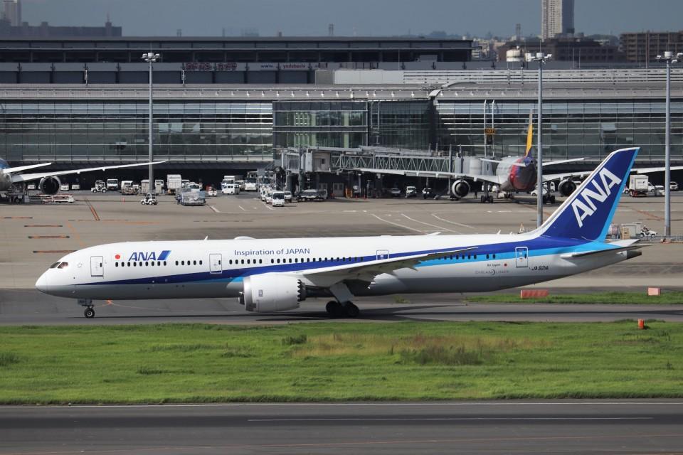KAZFLYERさんの全日空 Boeing 787-9 (JA921A) 航空フォト