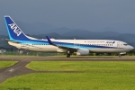 Wings Flapさんが、静岡空港で撮影した全日空 737-881の航空フォト(写真)