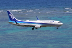 sumihan_2010さんが、新石垣空港で撮影した全日空 737-881の航空フォト(写真)