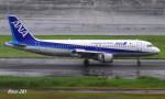 RINA-281さんが、羽田空港で撮影した全日空 A320-211の航空フォト(写真)