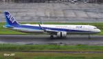 RINA-281さんが、羽田空港で撮影した全日空 A321-272Nの航空フォト(写真)