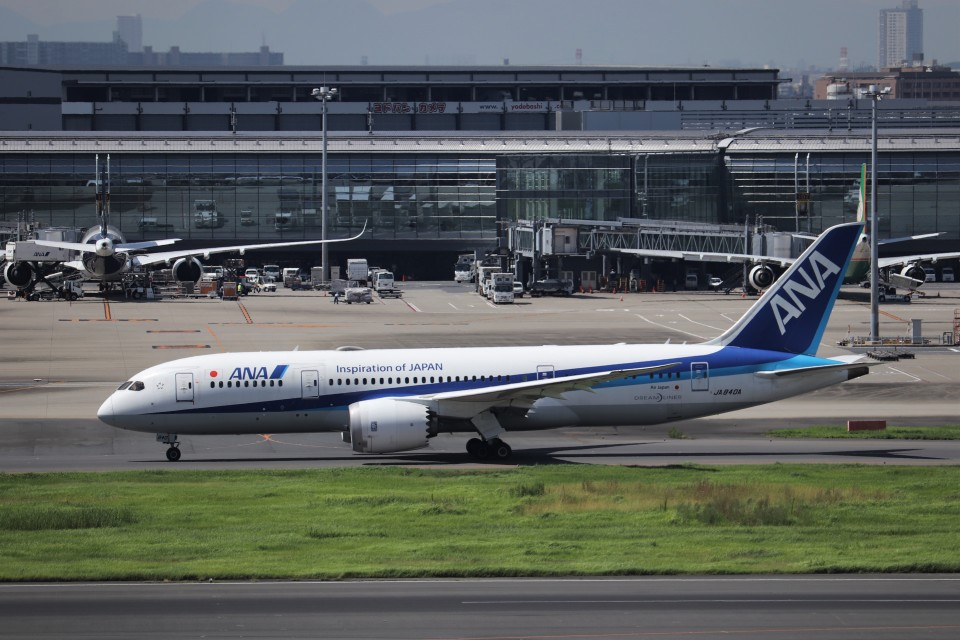 KAZFLYERさんの全日空 Boeing 787-8 Dreamliner (JA840A) 航空フォト