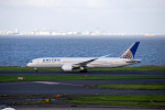 jjieさんが、羽田空港で撮影したユナイテッド航空 787-9の航空フォト(写真)