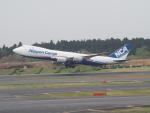 鷹71さんが、成田国際空港で撮影した日本貨物航空 747-8KZF/SCDの航空フォト(写真)