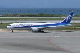 sumihan_2010さんが、那覇空港で撮影した全日空 767-381/ERの航空フォト(飛行機 写真・画像)