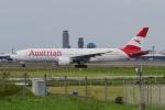 Timothyさんが、成田国際空港で撮影したオーストリア航空 777-2Z9/ERの航空フォト(写真)