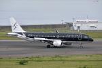 ワイエスさんが、中部国際空港で撮影したスターフライヤー A320-214の航空フォト(写真)