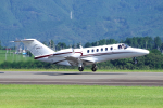 yabyanさんが、静岡空港で撮影した静岡エアコミュータ 525A Citation CJ2の航空フォト(写真)