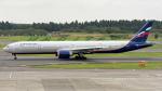 Cozy Gotoさんが、成田国際空港で撮影したアエロフロート・ロシア航空 777-3M0/ERの航空フォト(写真)