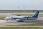 lonely-wolfさんが、関西国際空港で撮影した全日空 737-8ALの航空フォト(写真)