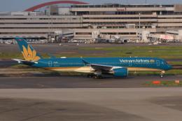 やつはしさんが、羽田空港で撮影したベトナム航空 A350-941XWBの航空フォト(写真)