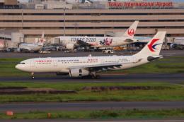 やつはしさんが、羽田空港で撮影した中国東方航空 A330-243の航空フォト(写真)